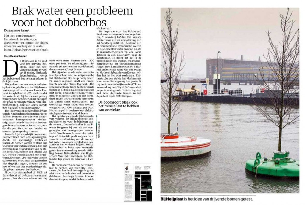 NRC Handelsblad 19-2-2016