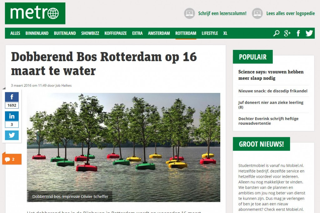 20160303-metro-dobberend-bos-rotterdam-op-16-maart-te-water
